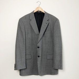 Joseph Abboud Collection Wool Sport Coat Gray New